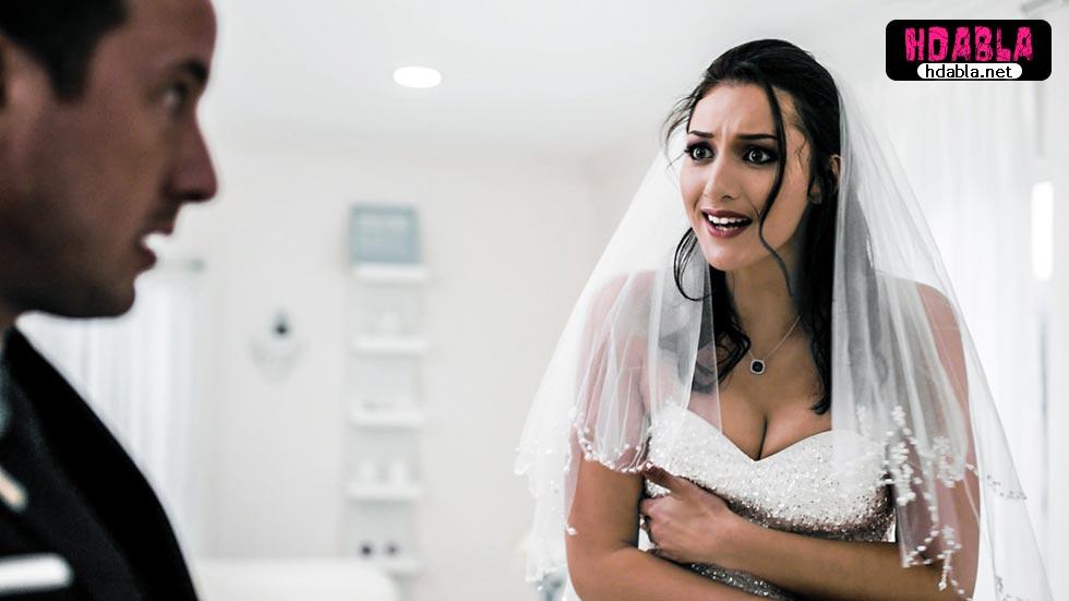 Düğün günü yengesini salona götürmek yerine eve getirdi arkadan kaydı