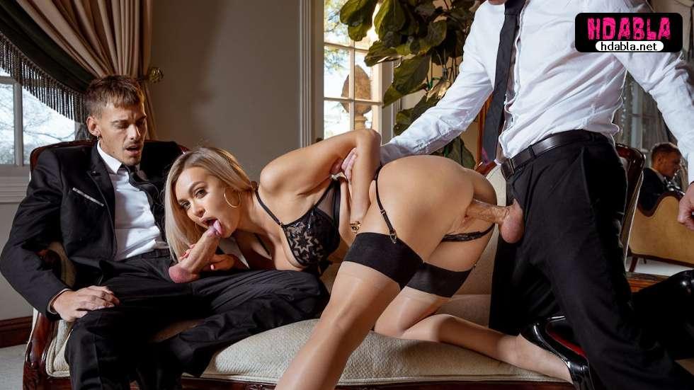 Aldatıldığını öğrenince fahişe karısına double penetration yaptı