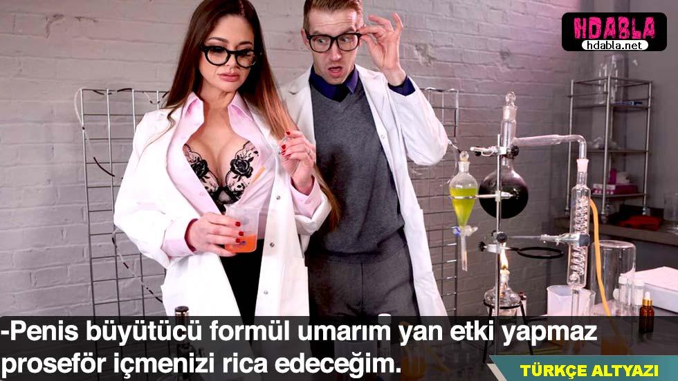 Ürettikleri penis büyütücüyü bilim insanları ilk kendi denedi