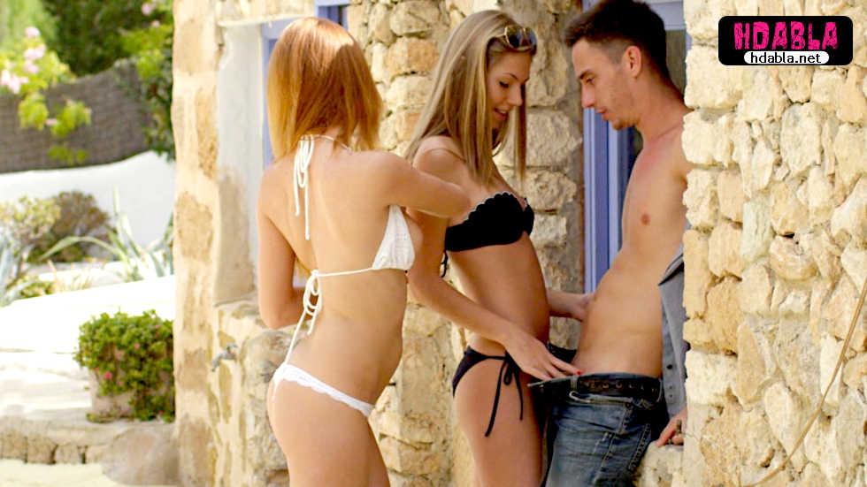 Tatile gittikleri otelde müdürü baştan çıkartan çıtırlar