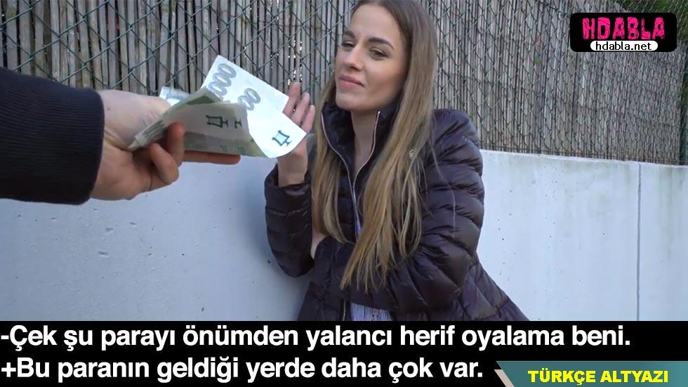 Kumardan kazandığı parayı sokakta bulduğu kıza yedirdi